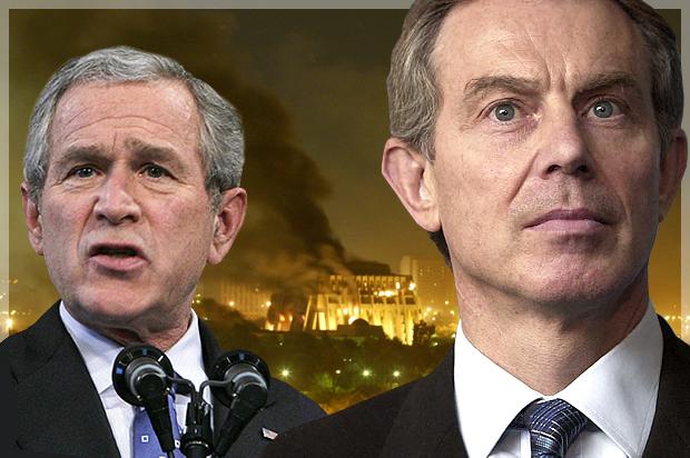 Da li su špijuni lagali Bušu i Bleru, a onda su oni prevarili sve nas